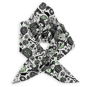 Disney Haunted Mansion Madame Leota Print Scarf